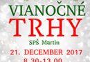 Vianočné trhy pre Svetielko nádeje