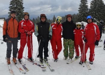 Prváci na lyžiarskom