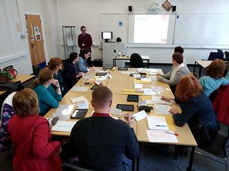 Vzdelávanie pedagogických zamestnancov v Dudley College of Technology