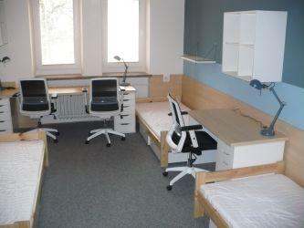 Slávnostné odovzdanie zrekonštruovaných priestorov v školskom internáte