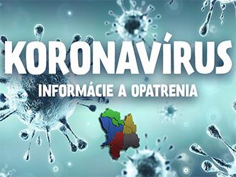 Aktuálne informácie o uzatvorení školy – Koronavírus – aktualizované 12. 3. 2020